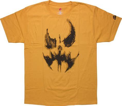 batman pattern t shirt batman scarecrow face t shirt