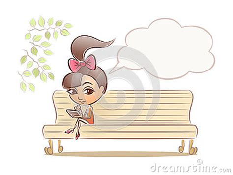 fucking on park bench young girl sitting on park bench holding phonetablet and imaging hot girls wallpaper