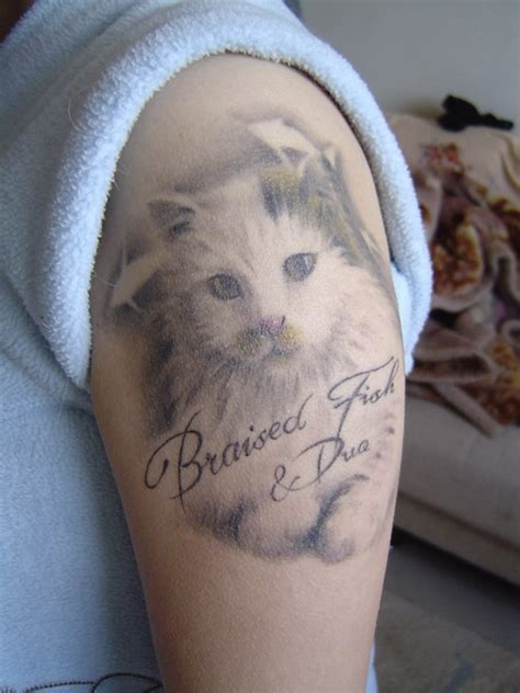 cat tattoo for men tattoos for men