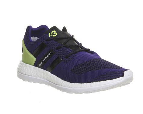 adidas y3 pure boost adidas y3 y3 pure boost zg knit collegiate purple his