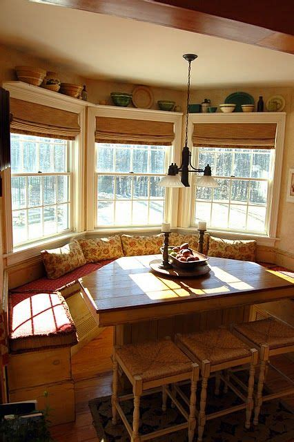 kitchen bay window seating ideas best 25 kitchen bay windows ideas on pinterest kitchen