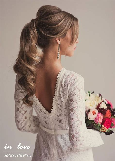 hairstyles for an evening wedding 11 effortlessly romantic wedding hairstyles romantic
