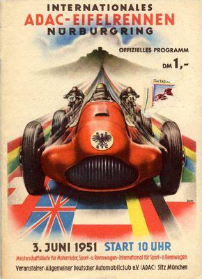 Nummernschild Motorrad Größe by 1951 Adac Eifelrennen N 252 Rburgring International Eifel