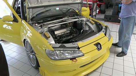 peugeot 406 engine 1997 peugeot 406 supertourisme youtube