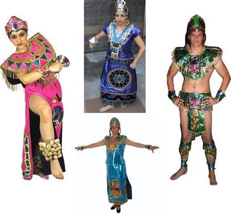 imagenes de trajes aztecas traje azteca danzantes concheros danza prehispanica fdp