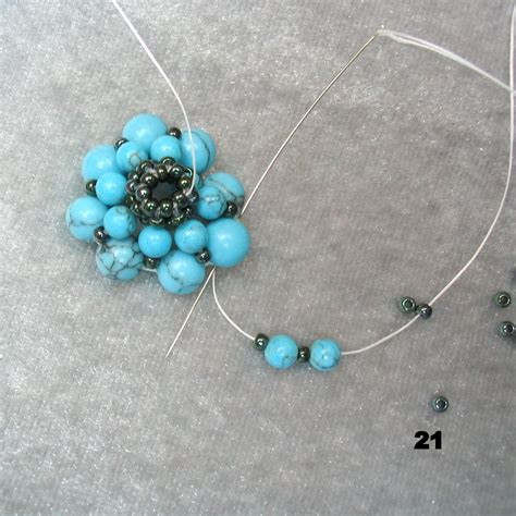 seed bead tutorials a beader s beaded sultan bead tutorial part 2