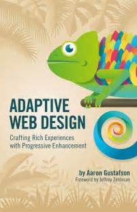 adaptive web design book cover veerle s 3 0