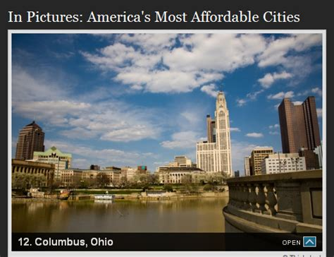most affordable cities in the us columbus ohio is 1 of america s most affordable cities