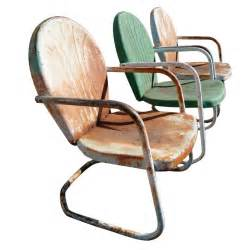 furniture images about vintage outdoor furniture on metal