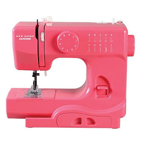 portable swing machine janome new home portable sewing machine hsn