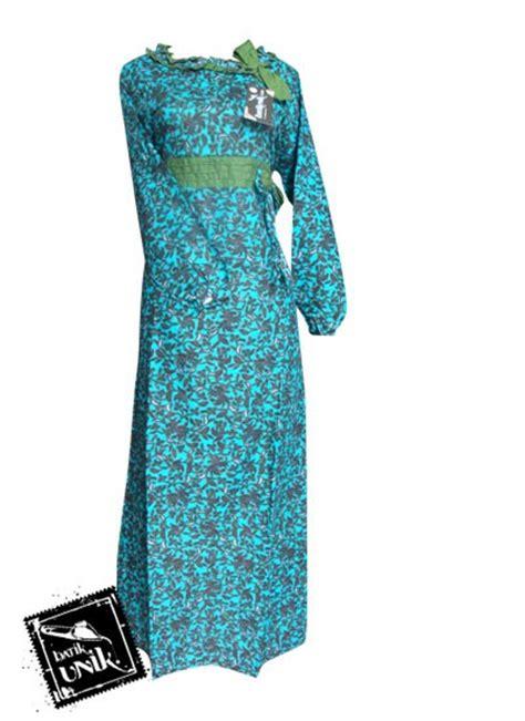 Seragam Tosca Set Rok Kode 187 baju batik gamis motif batik etnik kombinasi gamis batik