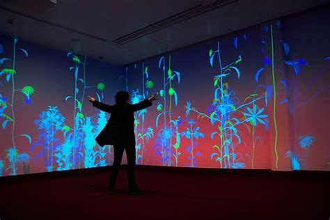 Virtual Room immersive art spaces digitalarti