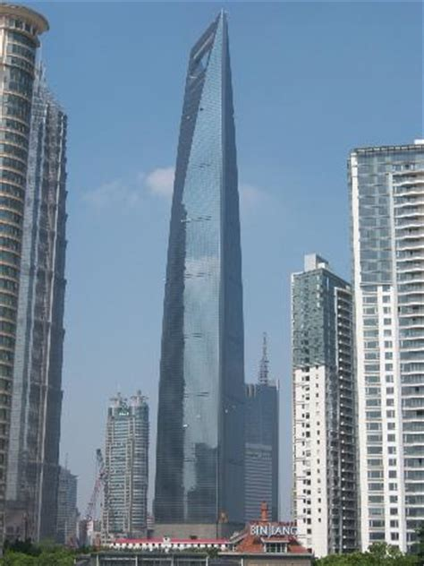 100 floors level 85 tower daytime skywalk picture of shanghai world financial