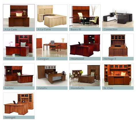types of office furniture types of office desks 28 images office desks office