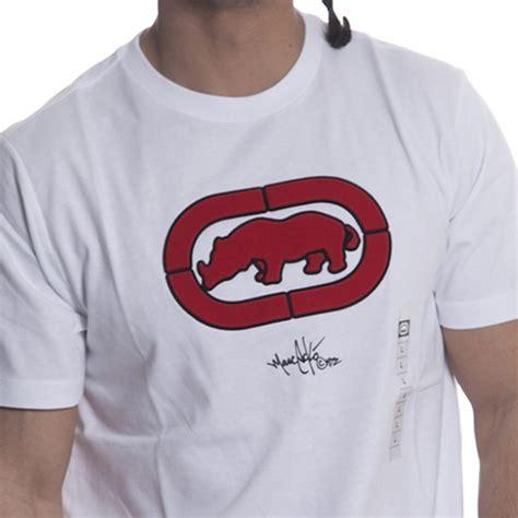 Tshirt Ecko by Ecko T Shirt Rhino Big Weld Wh