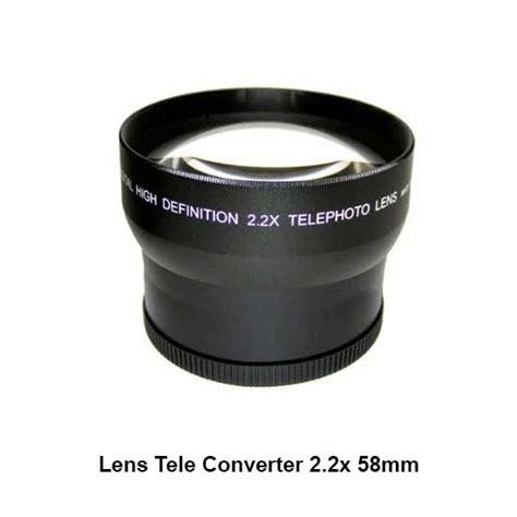 Tele Converter 2 2x 58mm lens tele converter 2 2x 58mm harga dan spesifikasi