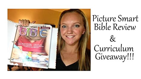 Smart Giveaways Unsubscribe - picture smart bible review and curriculum giveaway youtube