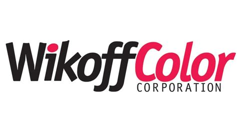 wikoff color corporation covering the printing inks
