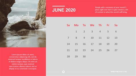 yearly calendar    powerslides