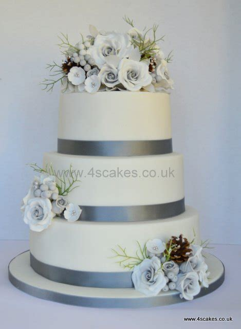 Wedding Cake Makers by 4s Cakes Cake Makers In Beckenham Bromley Cake And