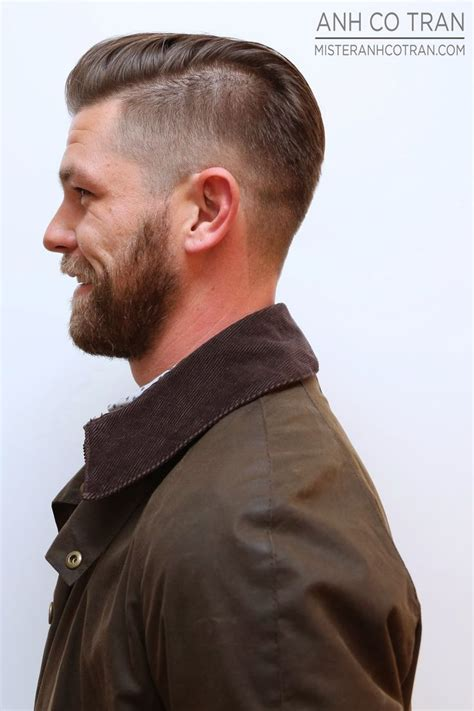 mens hairstyle step by step comb 123 best images about barber s choice on pinterest comb