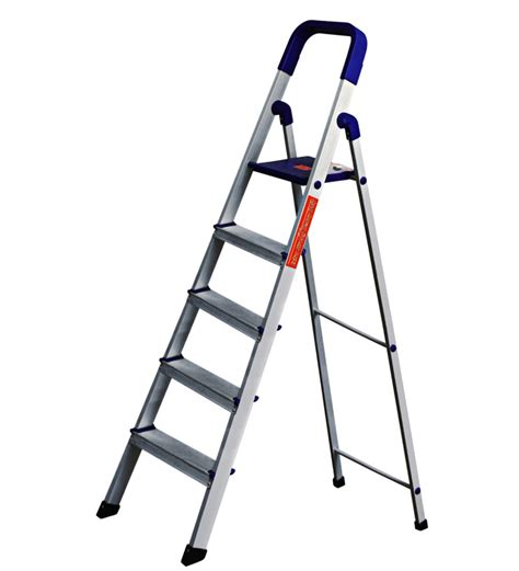 Foldable Stairs Cipla Plast Folding Ladder 5 Steps By Cipla Plast Online