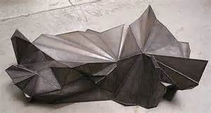 How To Build A Glass Fire Pit by Meteor Table Modern Art Furniture In Steel By Sculptor
