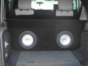Jeep Subwoofer My Project Jk Custom Dual 10 Quot Sub Box Powered By
