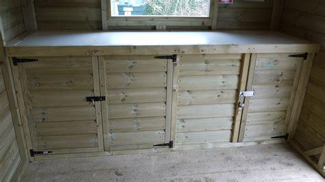 workbenches  wooden workshop oakford devon