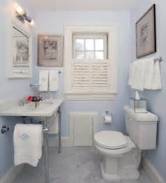 small bathroom light blue color fixtures recessed lighting above