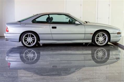 all car manuals free 1996 bmw 8 series parking system buy used 1996 bmw 8 series csi 850 csi m8 6speed manual v12 5 6l 17k mi in mission texas