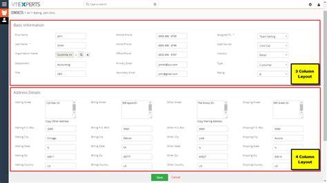 layout editor vtiger vtiger experts vtiger extensions productivity tools