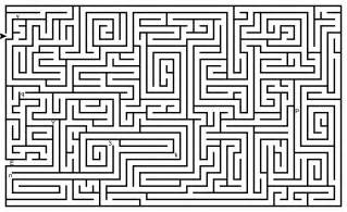 Maze page 1
