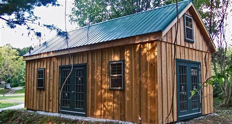 Garage With Shed Roof by Rustic Shed Roof Garage Iimajackrussell Garages