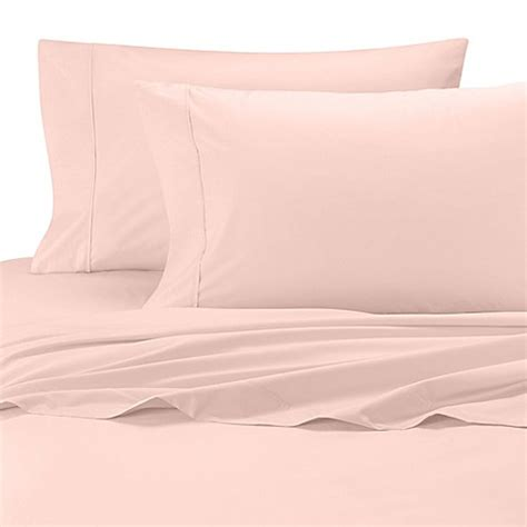 Buy Wamsutta 174 Cool Touch Percale Egyptian Cotton Twin Xl Bed Sheets Xl