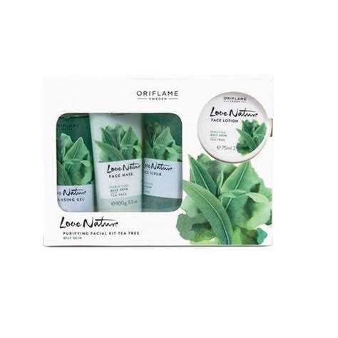 Colour Knife Set Oriflame oriflame nature tea tree and rosemary kit for