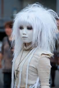 white hair 65 asian goth gothic pinterest to be what i want and i