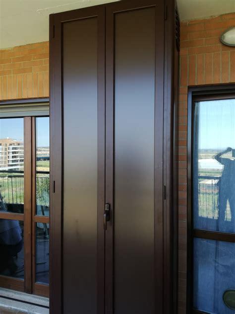 armadi da esterno in alluminio armadi per esterni in alluminio eurotendesud 2000 srl