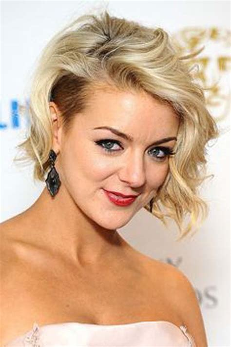 curly top short sidehair styles 20 cool asymmetric haircuts