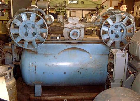 machineco air compressors