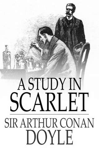 "The Edge of the Precipice: ""A Study in Scarlet"" by Arthur"