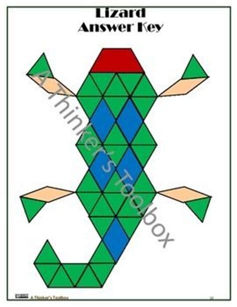 math frog pattern quest 17 images about 6 pattern blocks on pinterest problem