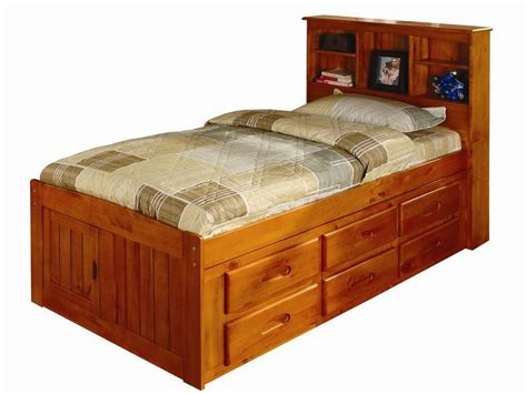 twin captain bed with storage twin captain bed with trundle and storage home design ideas