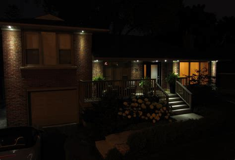 Led Soffit Lighting Outdoor Led Outdoor Soffit Lighting Lighting And Ceiling Fans