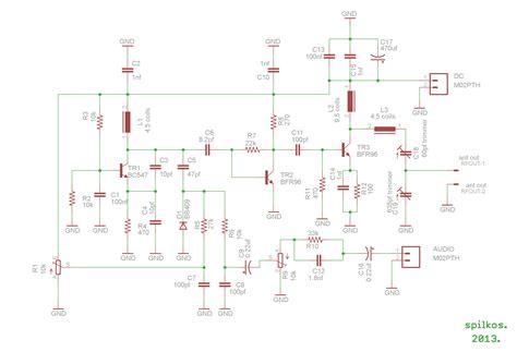 c829 transistor fm transmitter 4km fm transmitter