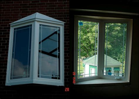 bow windows bay and bow windows installation and replacement vinyl window pro