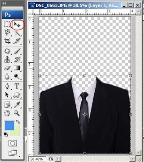 tutorial dasi pria cara memasang jas dan dasi untuk pasfoto aqib hidayatullah