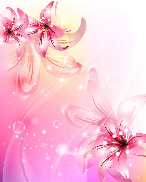 wallpaper flower graphic pink flowers background 775098139 flowers background