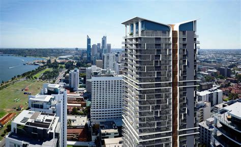 appartments perth perth apartments have lower vacancy rates compared other