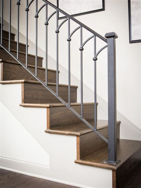 metal stair rails and banisters best 25 metal stair railing ideas on pinterest stair railing metal staircase